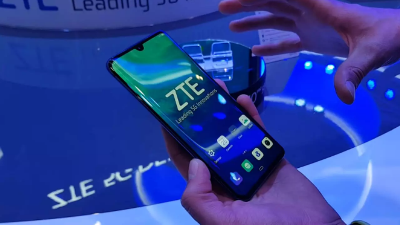 ZTE Launches First 5G Phone in China